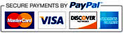 Safe and secure online payments via PayPal